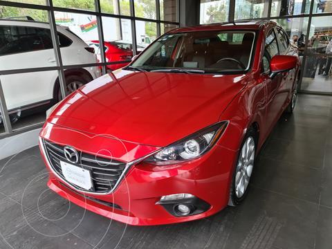 Mazda 3 Sedan s Aut usado (2016) color Rojo precio $220,000