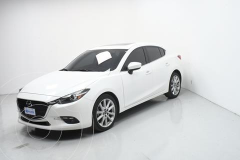 Mazda 3 Sedan s Grand Touring Aut usado (2018) color Blanco precio $299,700