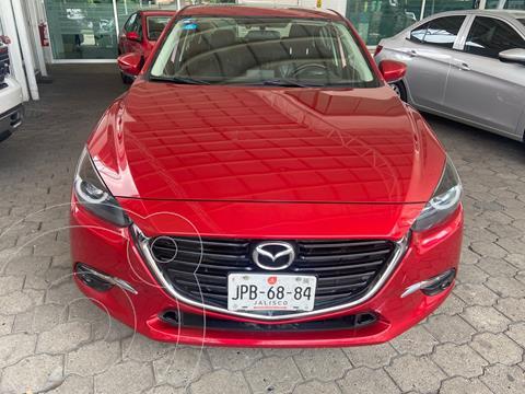 Mazda 3 Sedan s Grand Touring Aut usado (2018) color Rojo precio $329,900
