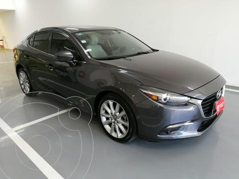 Mazda 3 Sedan s Grand Touring Aut usado (2017) color Gris precio $257,000