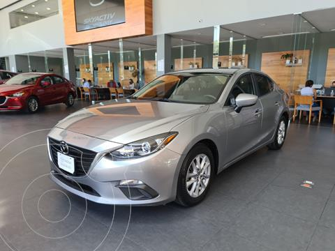 Mazda 3 Sedan i Touring Aut usado (2016) color Plata precio $223,000