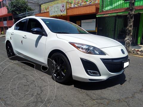 Mazda 3 Sedan s Grand Touring Aut usado (2011) color Blanco precio $119,000