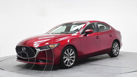 Mazda 3 Sedan i Sport usado (2020) color Rojo precio $393,800
