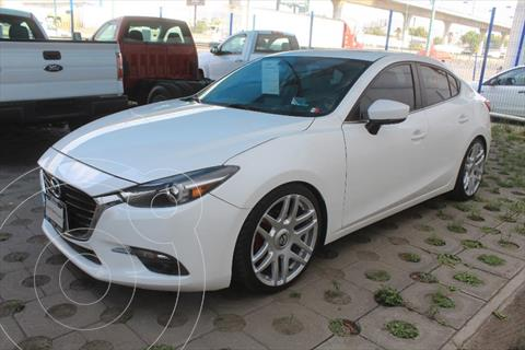 Mazda 3 Sedan s Grand Touring Aut usado (2017) color Blanco precio $270,000