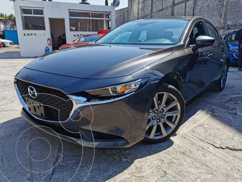 Mazda 3 Sedan I Sport Aut usado (2020) color Gris Titanio precio $355,000