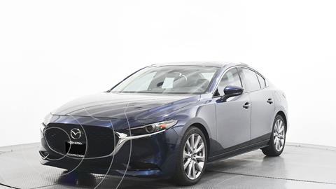 Mazda 3 Sedan i Grand Touring Aut usado (2020) color Azul Marino precio $403,500