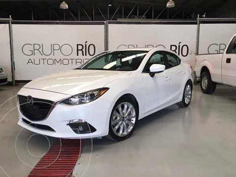 Mazda 3 Sedan i 2.0L Touring Aut usado (2015) color Blanco precio $215,000