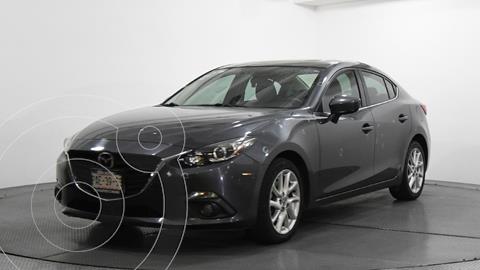 Mazda 3 Sedan s Aut usado (2016) color Gris precio $212,509