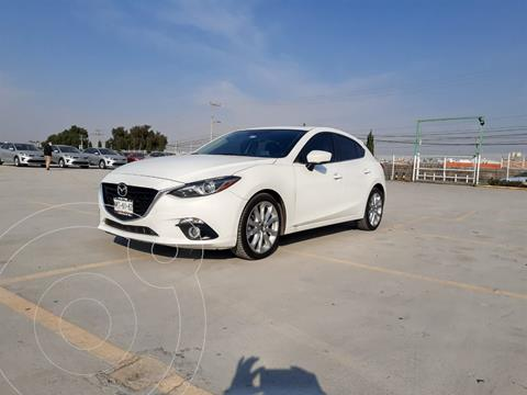 Mazda 3 Sedan s Grand Touring Aut usado (2014) color Blanco precio $185,000