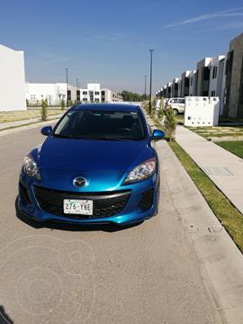 Mazda 3 Sedan i usado (2012) color Azul precio $130,000
