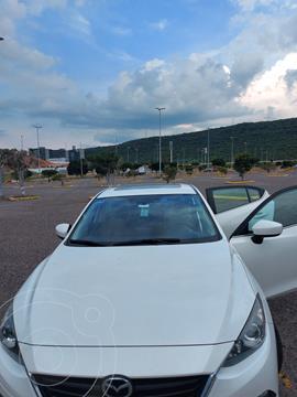 Mazda 3 Sedan s usado (2016) color Blanco precio $230,000