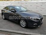 foto Mazda 3 Sedán i Touring Aut usado (2015) color Gris Meteoro precio $150,000