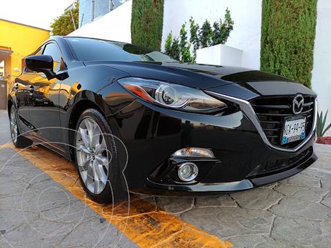 Mazda 3 Sedan s Grand Touring Aut usado (2016) color Negro precio $229,000