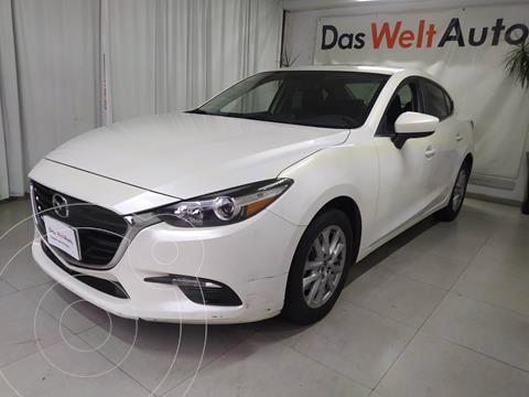 Mazda 3 Sedan I TOURING SEDAN 2.5L MT AA usado (2018) color Blanco precio $259,000