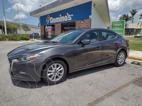 Mazda 3 Sedan i Touring usado (2017) color Gris precio $209,000