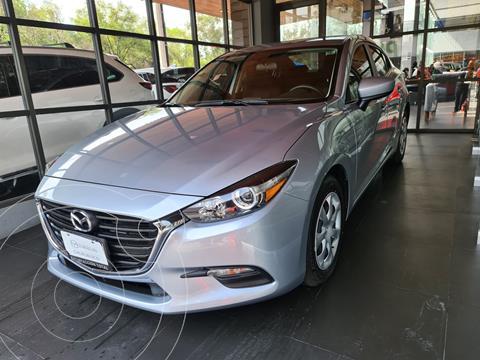 Mazda 3 Sedan i usado (2018) color Plata Sonic precio $265,000