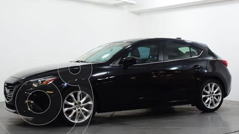 Mazda 3 Sedan s Grand Touring Aut usado (2015) color Negro precio $205,000