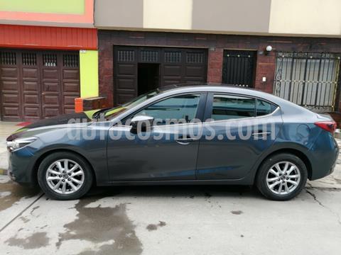 Mazda 3 Sedan 2.0 GS Core usado (2018) color Gris precio u$s15,900