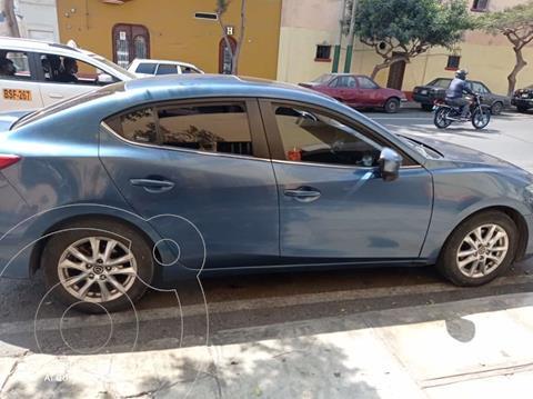 Mazda 3 Sedan 2.0 GS Core Aut  usado (2017) color Azul precio u$s14,500