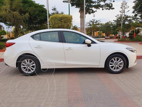 Mazda 3 Sedan 1.6 GS Core usado (2017) color Blanco precio u$s15,900