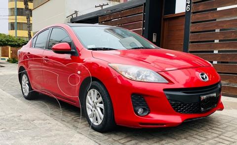Mazda 3 Sedan 1.6 GS Core Aut  usado (2013) color Rojo precio u$s9,800
