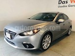 Foto venta Auto usado Mazda 3 Sedan s Aut (2015) color Plata precio $212,440
