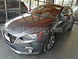 Foto venta Auto usado Mazda 3 Sedan s Grand Touring Aut (2016) color Gris Meteoro precio $245,000