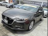 Foto venta Auto usado Mazda 3 Sedan s Grand Touring Aut (2017) color Gris Titanio precio $285,000