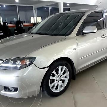 Mazda 3 Sedan 1.6L Aut usado (2009) color Plata precio u$s3.500