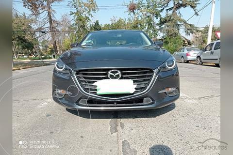 Mazda 3 Sport 2.0 V Aut usado (2017) color Gris Grafito precio $13.200.000