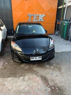 Mazda 3 Sport 1.6 V  usado (2009) color Negro precio $7.300.000