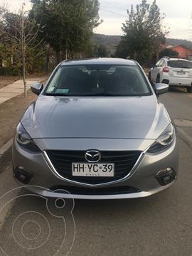 Mazda 3 Sport 2.0 V usado (2015) color Gris Oscuro precio $11.500.000