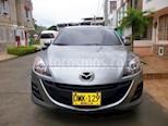 Foto venta Carro usado Mazda 3 1.6L (2012) color Gris precio $32.000.000