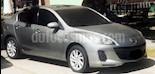 Foto venta Carro usado Mazda 3 1.6L (2013) color Gris precio $34.000.000
