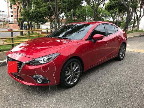 Mazda 3 2.0L V  usado (2015) color Rojo precio $9.000.000