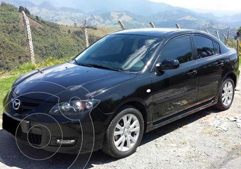 Mazda 3 2.0 R Aut  usado (2010) color Negro precio $5.500.000