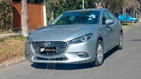 Mazda 3 2.0L V  SunRoof  usado (2017) color Plata precio $15.190.000