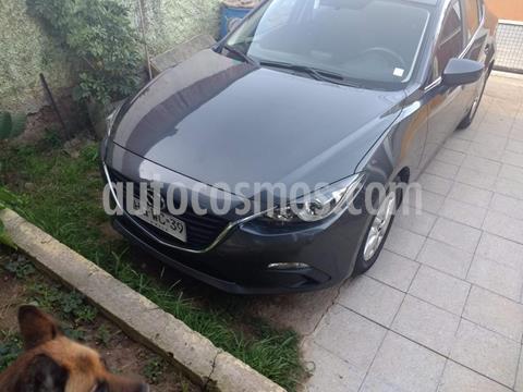 Mazda 3 1.6L S  usado (2015) color Gris Oscuro precio $8.600.000
