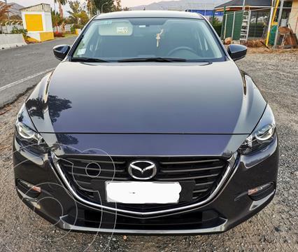 Mazda 3 1.6L S  Aut usado (2019) color Gris precio $14.000.000