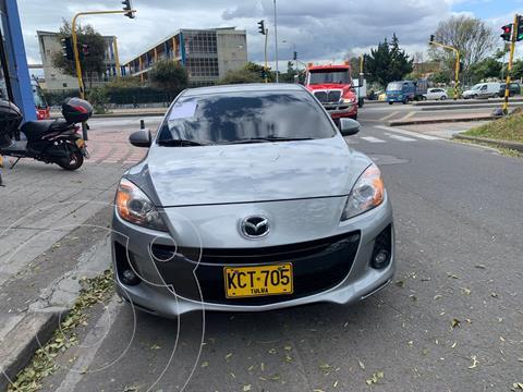 Mazda 3 Segunda Generacion 2.0L Aut  Sport usado (2013) color Plata financiado en cuotas(anticipo $5.000.000 cuotas desde $900.000)