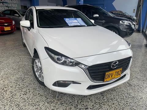 Mazda 3 Prime Aut  usado (2018) color Blanco Nieve precio $61.000.000