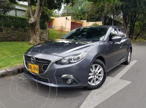 Mazda 3 Segunda Generacion 2.0L Aut  Sport usado (2015) color Gris precio $50.900.000