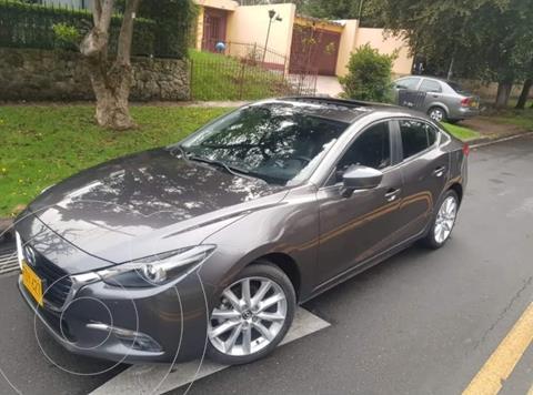 Mazda 3 Grand Touring Aut    usado (2019) color Gris precio $74.400.000