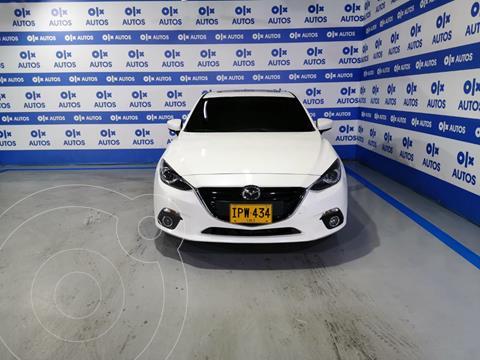 Mazda 3 Grand Touring Aut   usado (2016) color Blanco Nieve financiado en cuotas(anticipo $8.000.000 cuotas desde $1.350.000)