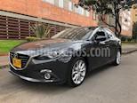 Foto venta Carro usado Mazda 3 Grand Touring Sport Aut   (2016) color Gris Meteoro precio $48.900.000