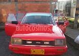 Mazda 323 hb usado (1985) color Rojo precio $205