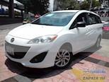 Foto venta Auto usado Mazda 5 1.8L Sport Aut (2013) color Blanco precio $175,000