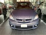 Foto venta Auto usado Mazda 5 2.5L Sport (2007) color Gris Metropolitano precio $90,000