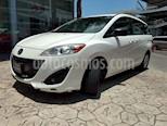 Foto venta Auto usado Mazda 5 2.5L Sport (2014) color Blanco precio $170,000