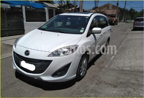 foto Mazda 5  2.0 V usado (2012) color Blanco precio $6.600.000